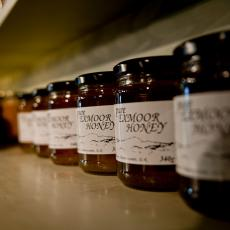 Exmoor honey