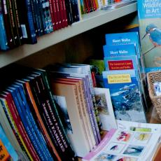 Local books and walking guides