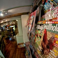 Newspapers and magazines - place your order with us
