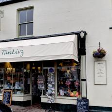 The Tantivy Shop - front