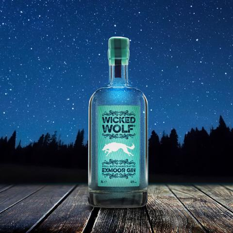 Wicked Wolf Exmoor Gin